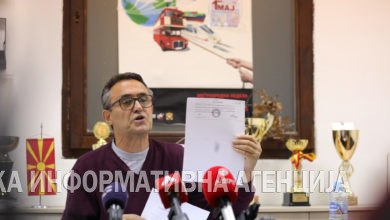 Photo of Trade Union of Workers in Traffic and Communications holds news conference