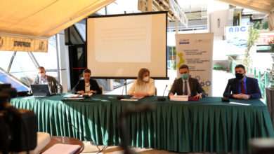 Photo of Presentation of study on effects of COVID-19 on tourism, hospitality sectors