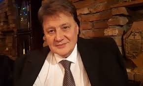 Photo of Singer Dragan Vuchikj dies from COVID-19 complications