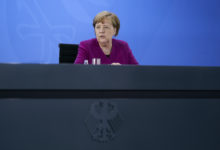Photo of Germany's Merkel: 'We are still at the beginning of the pandemic'