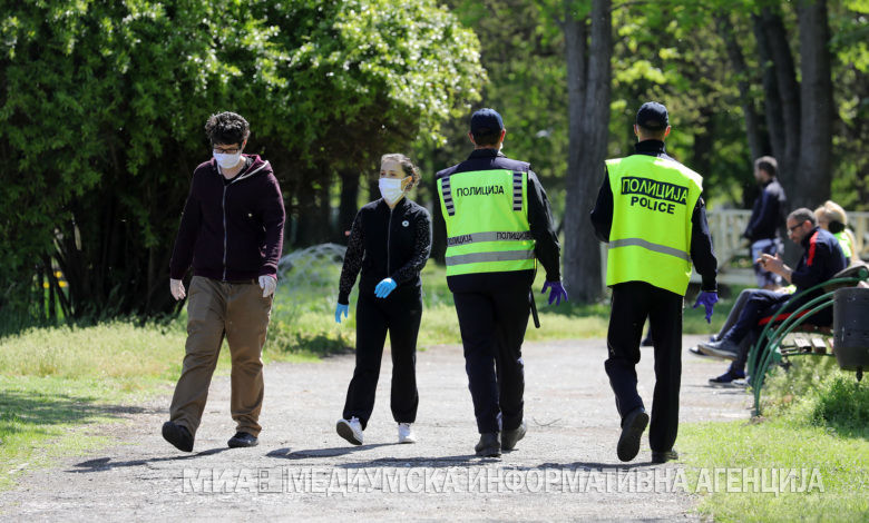 Photo of Nearly 600 people fined for violating face mask rule