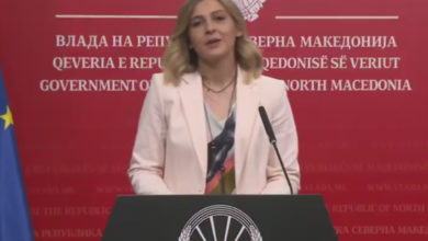 Photo of Minister Angelovska: 2020 budget revised to recover and restart Macedonian economy