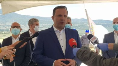 Photo of PM Spasovski: Constitution offers no compromise, election must be held 60 days after Parliament's dissolution