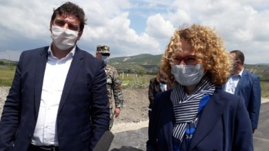 Photo of Shekerinska: EU talks to officially start by end of year, managing the epidemic is current priority