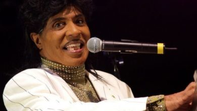 Photo of US rock 'n' roll legend Little Richard dies aged 87