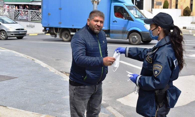 Photo of MoI: Over 300 people violated face mask measure