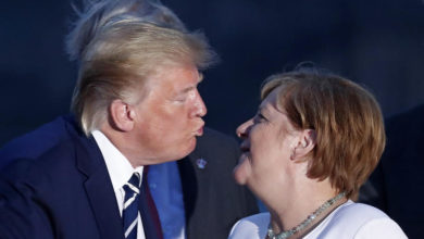 Photo of Merkel tells Trump she won't attend G7 summit due to pandemic