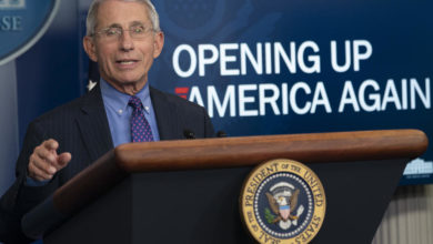 Photo of US virus expert Fauci to testify to Congress
