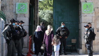 Photo of Jerusalem al-Aqsa mosque reopens after 70-day coronavirus lockdown