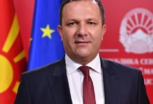 Photo of PM Spasovski extends Independence Day greetings to U.S.
