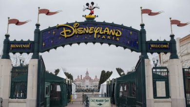 Photo of Disneyland Hong Kong closing again as coronavirus cases tick up