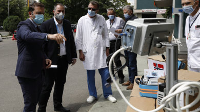 Photo of Norway donates ventilators to North Macedonia