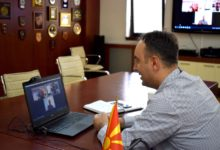 Photo of Interior Minister Chulev holds online working meeting with British Ambassador Galloway