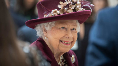 Photo of Troops mark Queen Elizabeth's official birthday at Windsor Castle