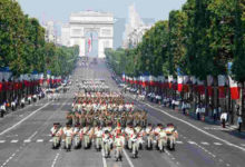 Photo of Socially distanced ceremony to replace Paris Bastille Day parade