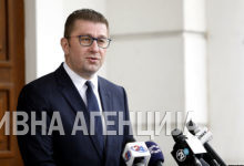 Photo of VMRO-DPMNE's Mickoski: Elections only after we've defeated COVID-19 pandemic
