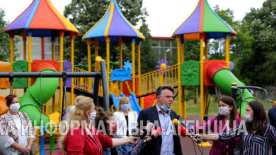 Photo of Opening of inclusive playground in Butel