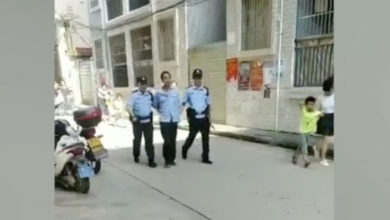 Photo of More than 40 injured in knife attack at primary school in south China