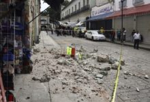 Photo of Mexico earthquake leaves 10 dead, thousands of homes damaged