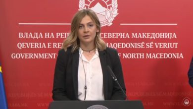 Photo of FinMin Angelovska: Over 320,000 people qualify for domestic payment cards