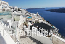 Photo of Santorini: Empty and quiet, but ready for tourists