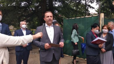 Photo of Spasovski: Building infrastructure for all
