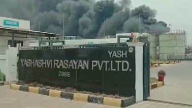 Photo of Eight dead, 74 injured after explosion in Indian chemical factory