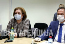 Photo of Katica Janeva to deliver closing arguments in 'Racket' case trial