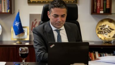Photo of FM Dimitrov: Let's give Berlin a good argument to help us