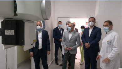 Photo of Prilep gets emergency department and modernized general hospital