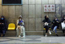 Photo of Iran makes masks mandatory in public buildings, on transport