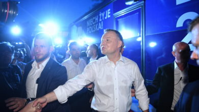 Photo of Incumbent Duda wins first round of Poland's presidential election