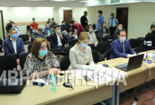Photo of 'Racket' case trial