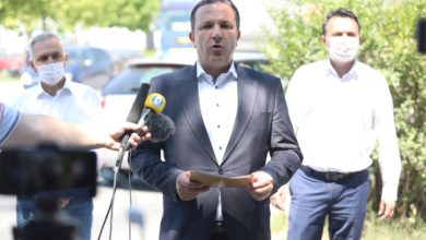 Photo of Spasovski, Sugareski vow for early completion of infrastructure projects in Butel