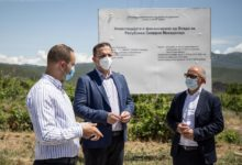 Photo of Spasovski: Irrigation project on river Vardar's southern valley crucial for agricultural development