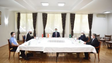 Photo of Religious leaders: New virus is real and serious threat