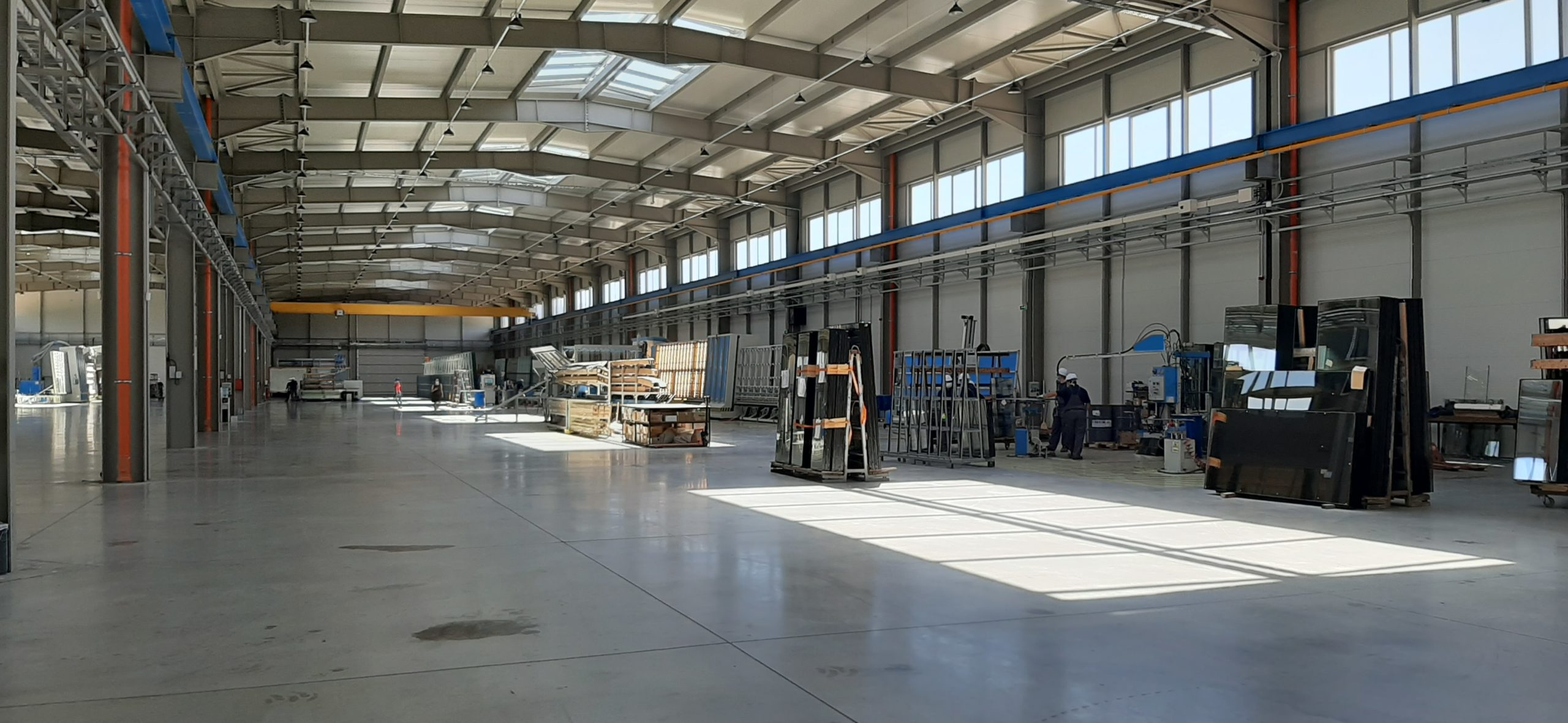 New glass plant opens in Tetovo zone – МИА