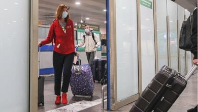 Photo of Only two Macedonian nationals among 157 passengers in Finland-bound flight