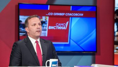 Photo of Spasovski: It's the duty of every politician to debate, offer choice to citizens