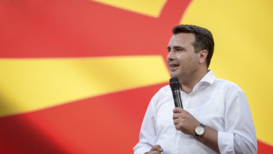 Photo of SDSM's Zaev: Patriots make bold decisions for their country