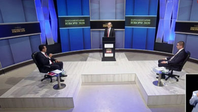 Photo of TV debate: Zaev pledges Europeanization, economic development; Mickoski calls for renewal and changes