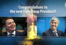 Photo of Ireland's Paschal Donohoe to be new Eurogroup chief