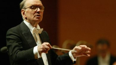 Photo of Italian film composer Ennio Morricone dead at 91