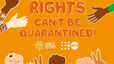 Photo of UNFPA calls for safeguarding the health and rights of women and girls during COVID-19