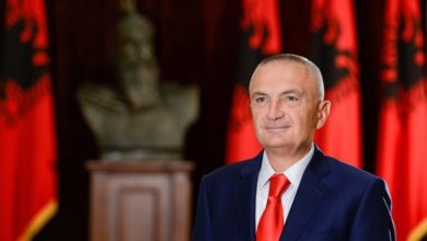 Photo of Albanian President congratulates North Macedonia on successfully administered elections