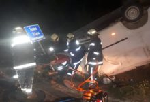 Photo of Migrants injured in traffic accident near Strumica