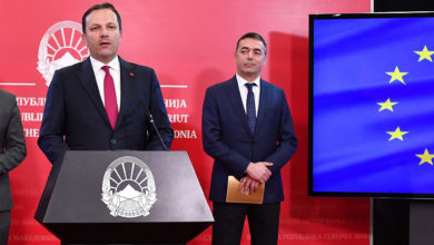 Photo of EU accession process aims to introduce European standards in North Macedonia, say PM, FM
