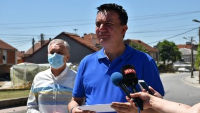 Photo of Sugareski: EUR 70 million project for construction of local roads kicks off