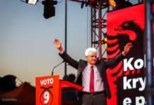 Photo of Ahmeti: Idea of first Albanian PM not a joke!