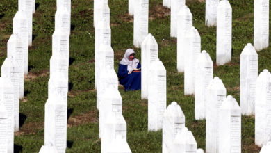 Photo of Pandemic eclipses quarter-century anniversary of Srebrenica genocide